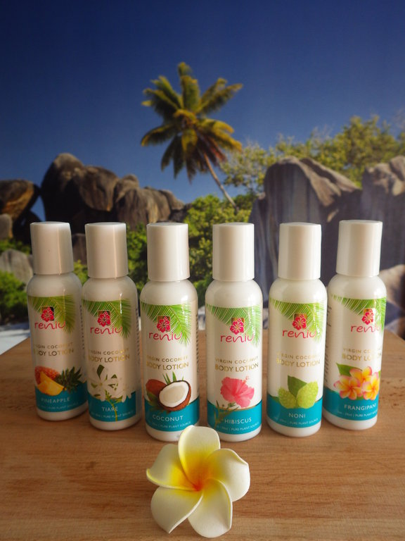 Reniu Coconut Bodylotion to Go (59ml)